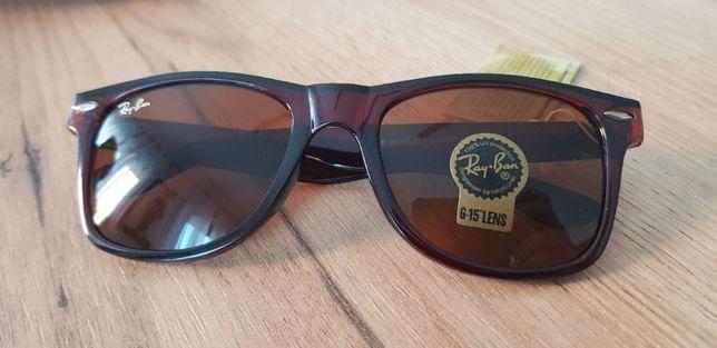 okulary przeciwsłoneczne rayban