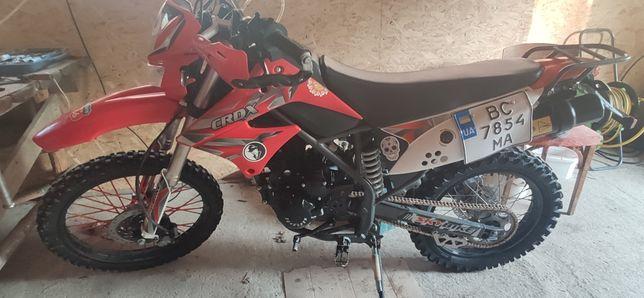 Мотоцикл ендуро crdx 200