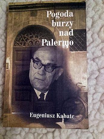 Pogoda burzy nad Palermo Eugeniusz Kabate