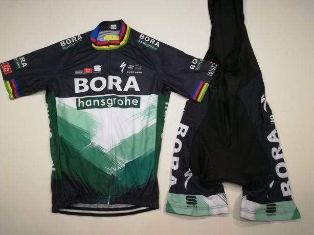 Equipamento Ciclismo Bora