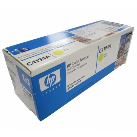 Toner HP Laserjet 4500/4550 (C4194) Yellow