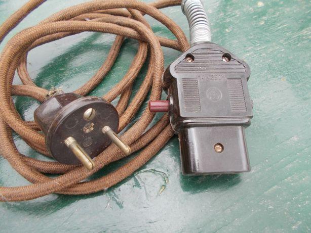 Stary kabel elektryczny