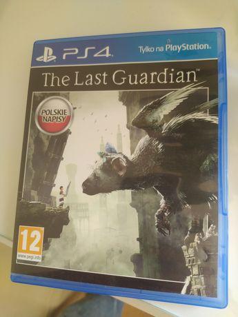 The last guardian wersja PL gra ps4 PlayStation4 sprzedam lub zamienie