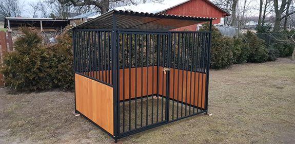 kojec dla psa, klatka kennel buda ocieplana, altana śmietnikowa i inne Czerwięcice - image 1