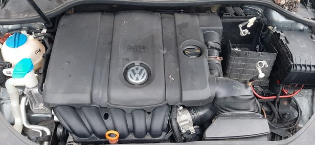 Двигатель,мотор Jetta 2.5 CBU