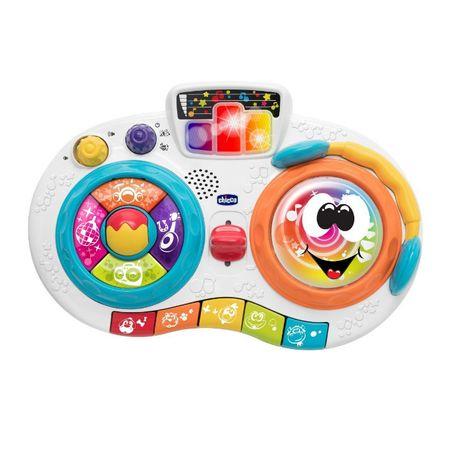 Chicco, Dj Scratchy, pianinko, zabawka interaktywna