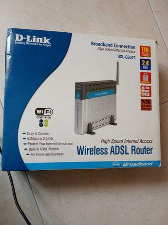 Router ADSL d-link dsl-g604T