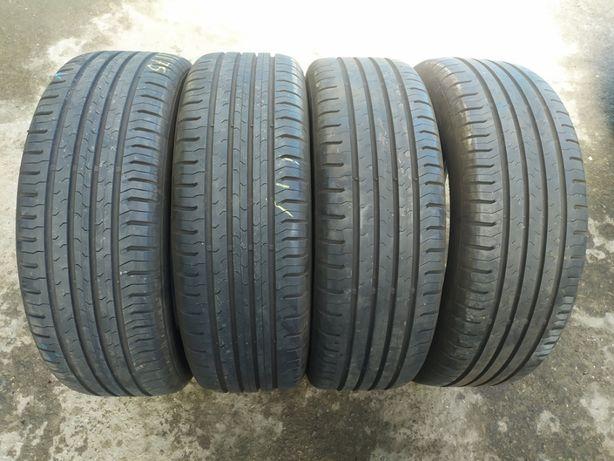 215/60 R17 Continental ContiEcoContact 5 96H 4шт 7-6мм літні шини