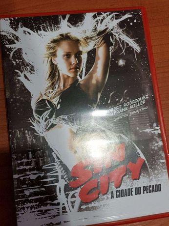 DVD: Sin City - A Cidade do Pecado