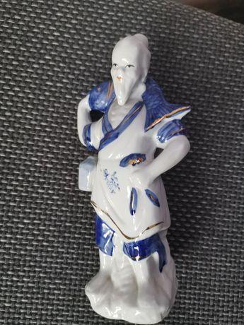 Porcelanowa figurka Chińczyk