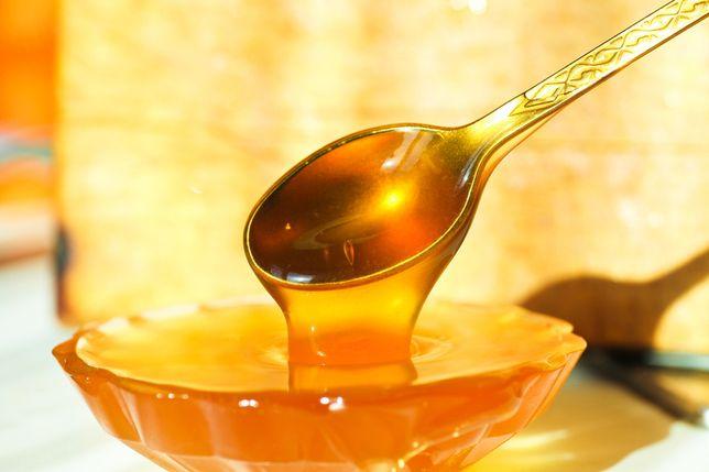 Мёд с домашней пасики