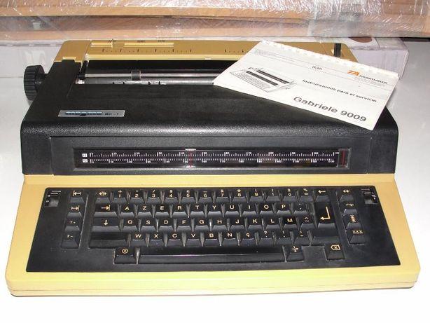 Maquina Escrever Elétrica c/Apagador
