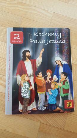 Katechizm klasa 2 podręcznik do religii