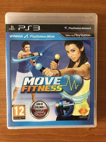 Gra na Ps3 - Move Fitness