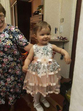 Платья для маленькой принцесы