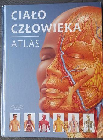 """,,Ciało człowieka atlas"""", stan idealny"""