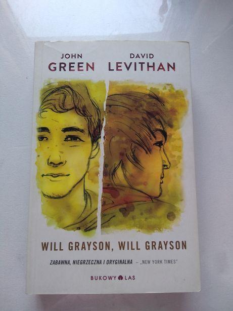 ",,Will Grayson, Will Grayson"" John Green & David Levithan"