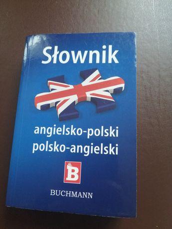 Słownik polsko angielski i angielsko polski