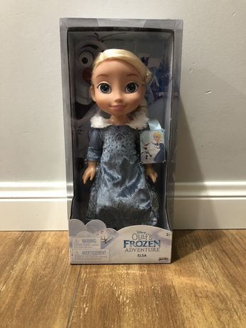 Elsa lalka Frozen od jakks oryginał NOWA