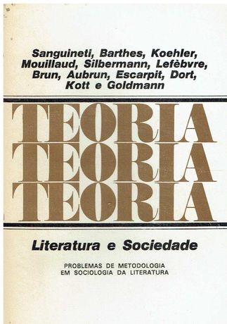 7830  Literatura e Sociedade Problemas de Metodologia