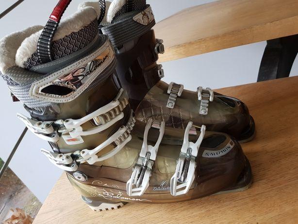 Nowe buty narciarskie Salomon divine rs10 therm ic w sklepie 1500