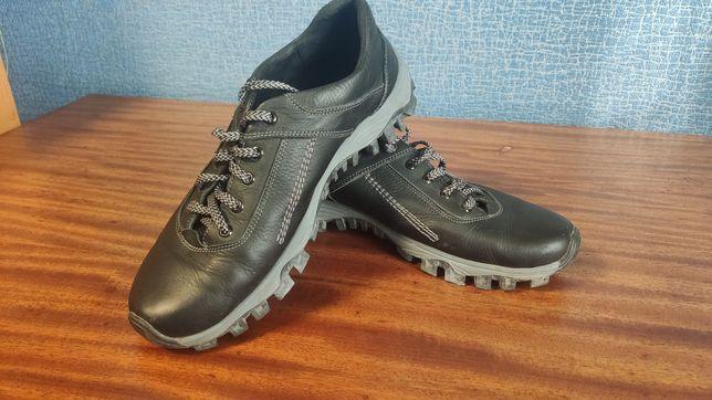 Туфли кожаные Columbia