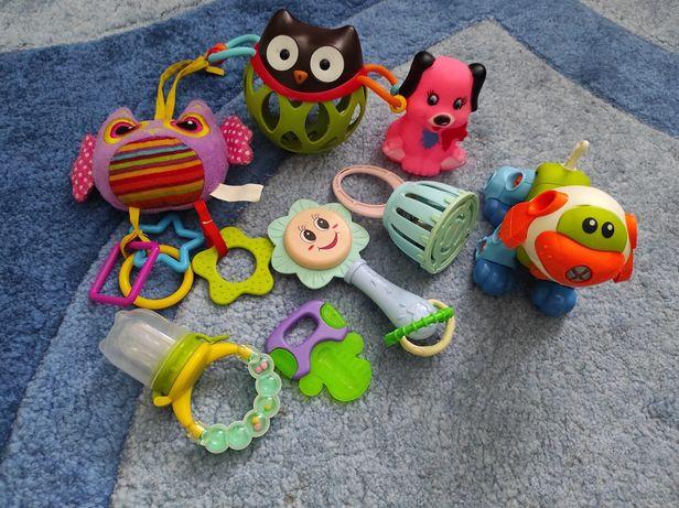 Іграшки для немовлят+ніблер