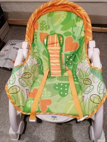 Bujaczek-krzesełko do karmienia 2w1 do 18kg