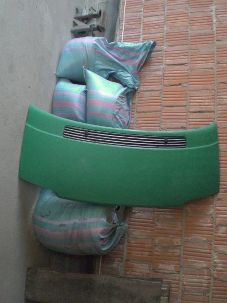 VW T4 Maska-Pokrywa silnika. Kolor Zielony. Kpl.