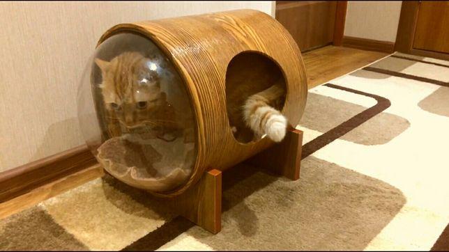 Домик лежанка для кота / собаки