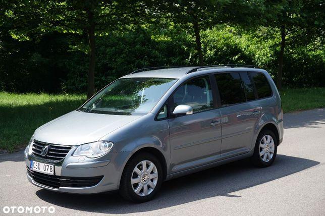 Volkswagen Touran 1.6 MPi 102 KM ** United ** Niski Przebieg ** 7 osobowy **