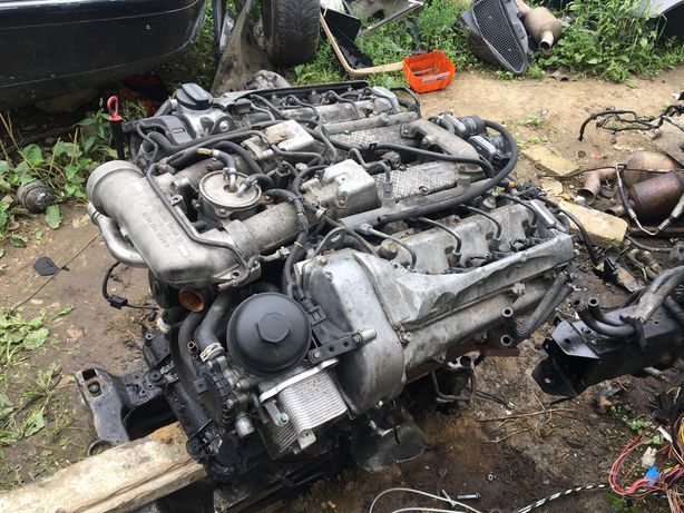 Продам мотор Мерседес 4,0 слі ом 628