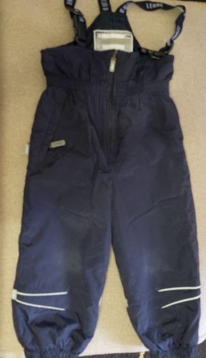 полукомбинезон/штаны Lenne для мальчика зимние Дніпро - зображення 1