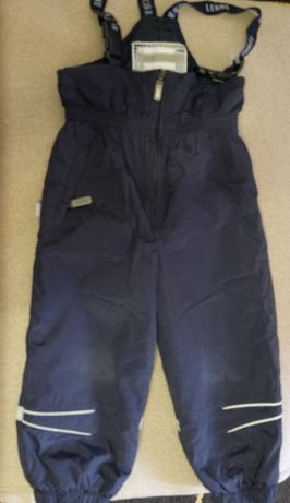 полукомбинезон/штаны Lenne для мальчика зимние
