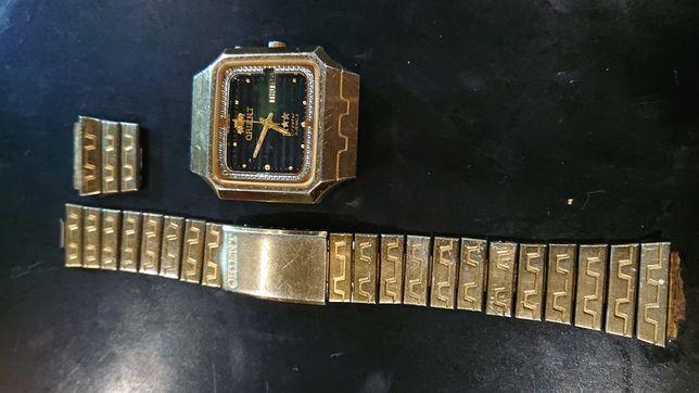 Часы ориент фреза, механика.