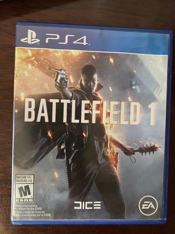 Игра для PS4 Battlefield 1