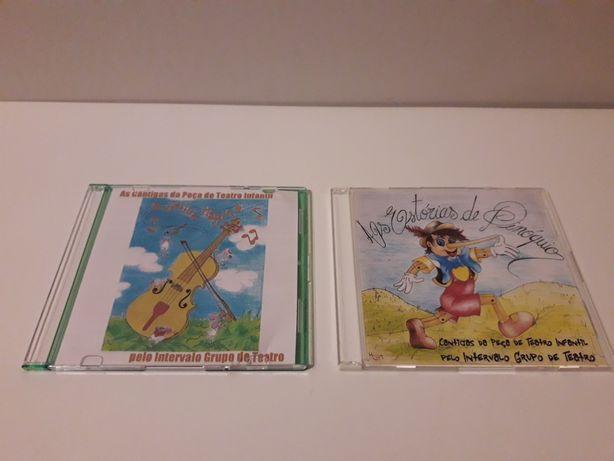 CD Músicas Infantis