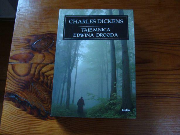 "Charles Dickens ""Tajemnice Edwina Drooda"" Stan BDB"