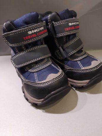 Buty zimowe dziecięce 21