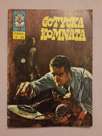 Kapitan Żbik Gotycka Komnata