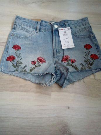 Spodenki spodnie damskie