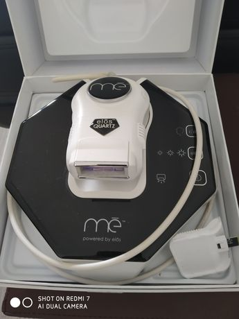Laser depilação definitiva caseiro
