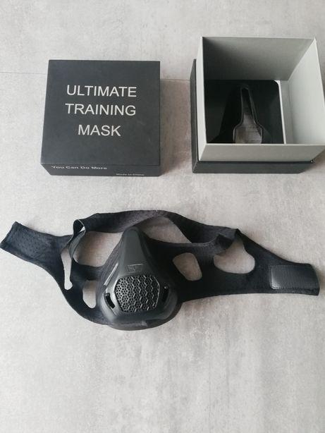 Maska treningowa wydolnosciowa