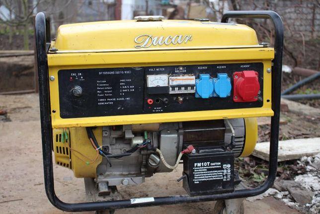 Ремонт электро генераторов 220/380 V