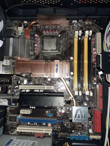 Asus P5E socket 775