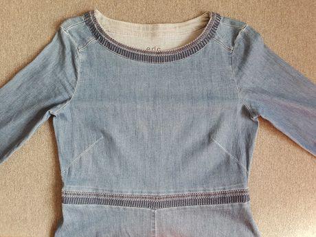 Sukienka jeansowa Esprit, rozmiar. S