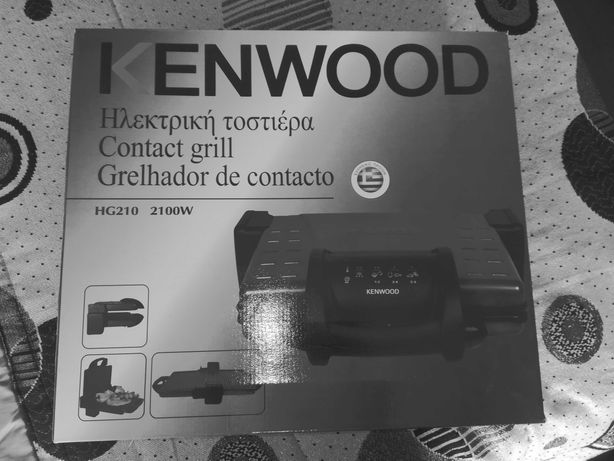 Grelhador Kenwood
