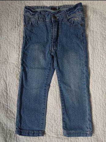 Dziewczęce spodnie jeansowe Endo