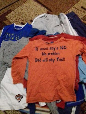 Сумка одежды на мальчика/девочку на 2-5 лет кофты,штаны,шорты,футболки