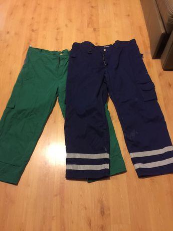 Spodnie robocze do pasa Niemieckie uzywane